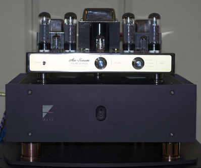 Ars-Sonum & Arye Amplifiers